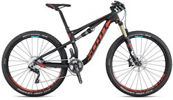 Contessa Spark 700 RC Womens Mountain Bike 2015 - Full Suspension MTB