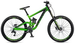 Gambler 730 Mountain Bike 2015 - Full Suspension MTB