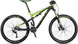Genius 740 Mountain Bike 2015 - Full Suspension MTB