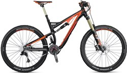 Genius LT 720 Mountain Bike 2015 - Full Suspension MTB