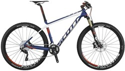 Scale 710 Mountain Bike 2015 - Hardtail Race MTB