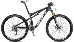 Spark 700 Premium Mountain Bike 2015 - Full Suspension MTB