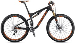 Spark 700 SL Mountain Bike 2015 - Full Suspension MTB