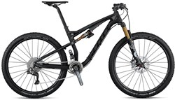 Spark 700 Ultimate Di2 Mountain Bike 2015 - Full Suspension MTB