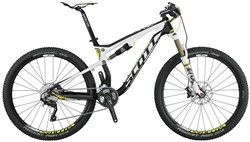 Spark 720 Mountain Bike 2015 - Full Suspension MTB