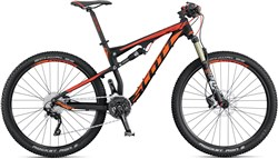 Spark 750 Mountain Bike 2015 - Full Suspension MTB