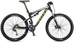 Spark 760 Mountain Bike 2015 - Full Suspension MTB