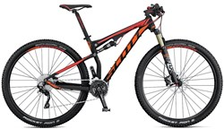 Spark 950 Mountain Bike 2015 - Full Suspension MTB