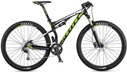 Spark 960 Mountain Bike 2015 - Full Suspension MTB