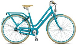 Scott Sub Retro 10 Womens 2015 - Hybrid Sports Bike