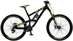 Voltage FR 710 Mountain Bike 2015 - Full Suspension MTB