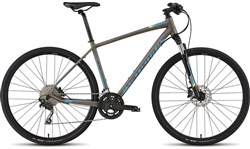 Crosstrail Elite Disc 2015 - Hybrid Sports Bike