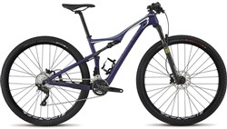 Era Comp Carbon 29 Womens Mountain Bike 2015 - Full Suspension MTB