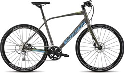 Sirrus Comp Disc Flat bar 2015 - Road Bike