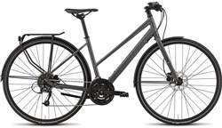 Source Sport Disc Step Through Womens 2015 - Hybrid Sports Bike