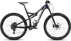 Stumpjumper FSR Expert Carbon EVO 29 Mountain Bike 2015 - Full Suspension MTB