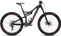 S-Works Stumpjumper FSR EVO 650b Mountain Bike 2015 - Full Suspension MTB