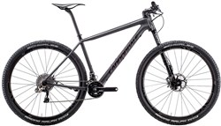 F-Si Carbon Black Di2 Mountain Bike 2015 - Hardtail MTB
