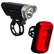 Local 50 Front / 10 Rear Light Set