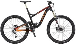 Force X AL Expert Mountain Bike 2015 - Full Suspension MTB