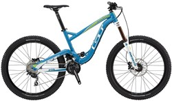 Force X AL Sport Mountain Bike 2015 - Full Suspension MTB