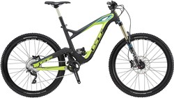 Force X Carbon Expert Mountain Bike 2015 - Full Suspension MTB