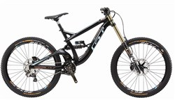 Fury Team Mountain Bike 2015 - Full Suspension MTB