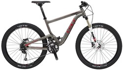 Helion Comp Mountain Bike 2015 - Full Suspension MTB