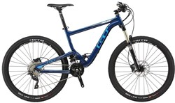 Helion Elite Mountain Bike 2015 - Full Suspension MTB