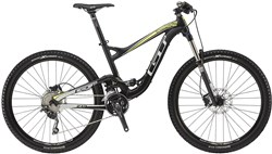 Sensor AL Elite Mountain Bike 2015 - Full Suspension MTB