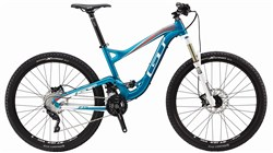 Sensor AL Expert Mountain Bike 2015 - Full Suspension MTB