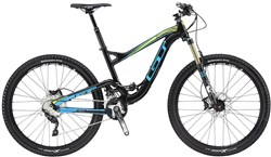 Sensor AL Pro Mountain Bike 2015 - Full Suspension MTB