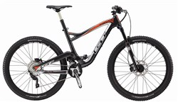Sensor Carbon Expert Mountain Bike 2015 - Full Suspension MTB
