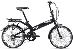 Halfway City 2015 - Folding Bike