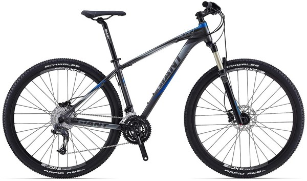 Talon 29er 1 Mountain Bike 2015 - Hardtail MTB