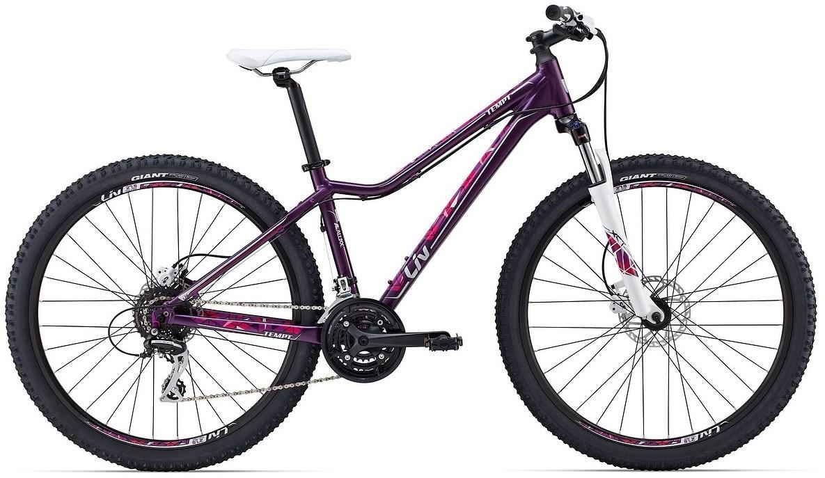 Buy Giant Tempt 4 Womens Mountain Bike 2015 Hardtail Mtb