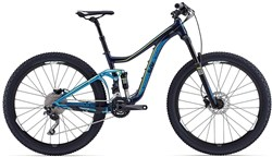 Intrigue Womens Mountain Bike 2015 - Full Suspension MTB
