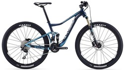 Lust 2 Womens Mountain Bike 2015 - Full Suspension MTB