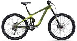 Giant Reign Advanced 27.5 1 Mountain Bike 2015 - Full Suspension MTB
