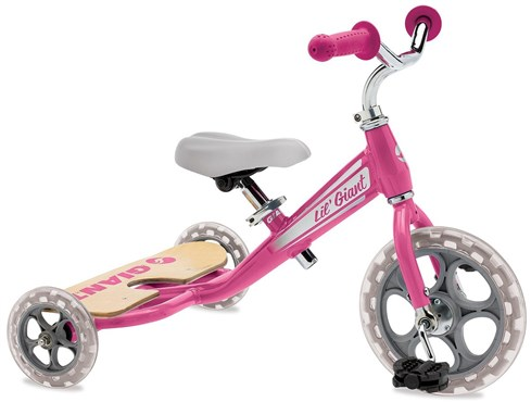 Image of Giant Lil Giant Trike Girls 12w 2017 - Tricycle