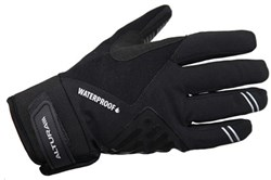 Altura Peloton Progel Waterproof Long Finger Cycling Gloves AW16