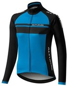 Team Womens Long Sleeve Cycling Jersey 2014