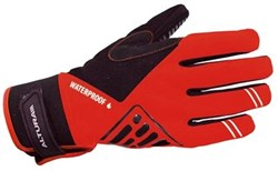 Progel Womens Waterproof Long Finger Cycling Glove 2014