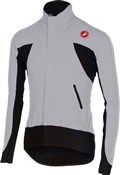 Product image for Castelli Alpha Wind FZ Long Sleeve Cycling Jersey AW16