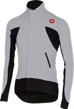 Image of Castelli Alpha Wind FZ Long Sleeve Cycling Jersey AW16