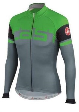 Image of Castelli Unavolta FZ Long Sleeve Cycling Jersey AW15