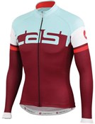 Castelli Unavolta FZ Long Sleeve Cycling Jersey AW15