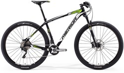 Big Seven Carbon 6000 Mountain Bike 2015 - Hardtail MTB