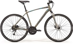 Merida Crossway 300 2015 - Hybrid Sports Bike