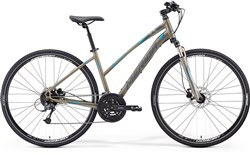 Merida Crossway 300 Womens 2015 - Hybrid Sports Bike